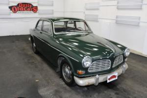 1967 Volvo 122 Amazon Runs Drives body Int Good 5 spd manual Photo