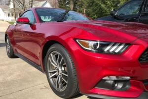 2015 Ford Mustang EcoBoost Turbo