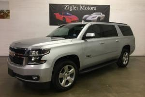 2015 Chevrolet Suburban LT Texas Edition Luxury Package