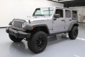 2013 Jeep Wrangler RUBICON 4X4 LIFTED 8-PASS NAV