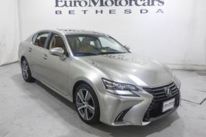 2016 Lexus GS 4dr Sedan Hybrid