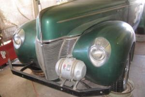 1940 Ford Other Deluxe Coupe