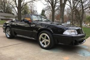 1992 Ford Mustang Photo