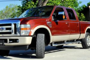 2008 Ford F-250 Off Road