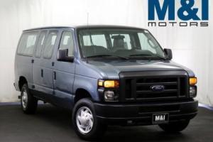 2014 Ford E-Series Van 12 PASSENGER VAN
