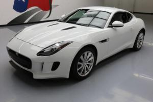 2015 Jaguar F-Type AUTO LEATHER/SUEDE NAV XENONS