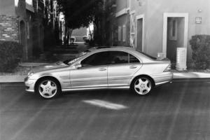 2002 Mercedes-Benz C-Class Photo