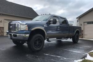 2006 Ford F-350 Crew Cab Long Bed