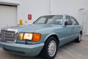 1991 Mercedes-Benz 300-Series w126