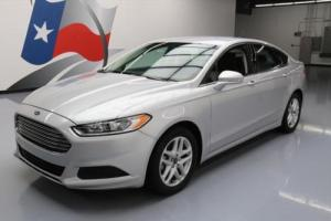 2014 Ford Fusion SE SEDAN AUTOMATIC CD AUDIO