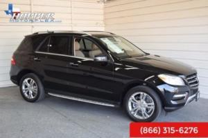 2013 Mercedes-Benz M-Class ML350 Base BlueTEC 4MATIC