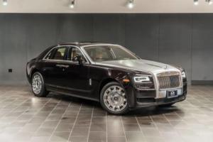 2015 Rolls-Royce Ghost 4dr Sedan