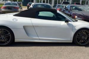 2011 Audi R8 R8 5.2 V10 FSI QUATTRO MT6 SPYDER