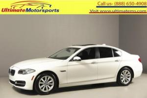 2014 BMW 5-Series 2014 528i NAV SUNROOF LEATHER SPORT MODE WARRANTY