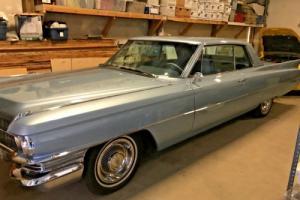 1963 Cadillac 2 Door Hardtop Coupe