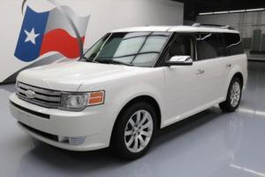 2012 Ford Flex LIMITED 6-PASS HEATED SEATS LEATHER