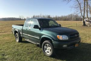 2001 Toyota Tundra Photo