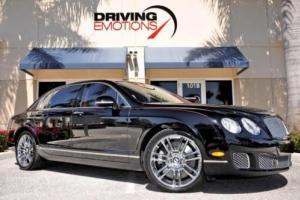 2012 Bentley Continental Flying Spur W12 Sedan