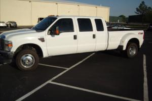 2008 Ford F-350 Extended Cab Custom