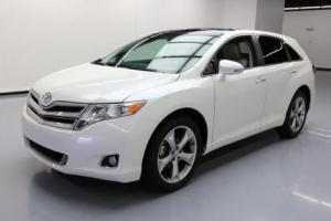 2015 Toyota Venza XLE AWD DUAL ROOF HTD LEATHER NAV