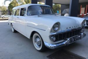 1962 HOLDEN EK STATION WAGON RUST FREE AND VERY RARE!