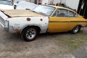 VALIANT CHARGER VH SUIT PARTS OR RESTORATION VERY RUSTY AUSSIE CLASSIC