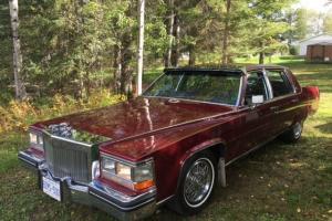 Cadillac: Fleetwood Braugham   eBay