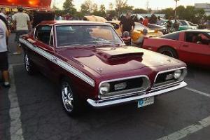 1969 Plymouth Barracuda  | eBay Photo