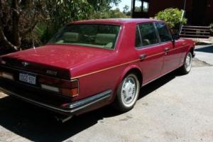 1983 Bentley Mulsanne Turbo Photo