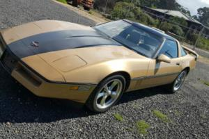 Corvette 1984 C4, 350 V8, Auto RHD