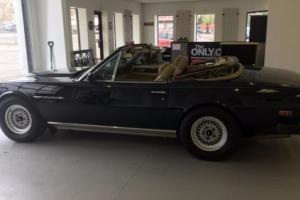 1986 Aston Martin Vantage