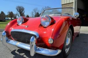 1961 Austin Healey Sprite Bugeye