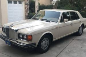 1988 Bentley Mulsanne Photo