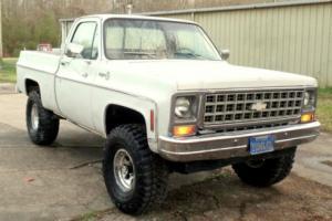 1980 Chevrolet C-10 K10 K15 4X4 TRUCK CHEVY GMC OTHER SIERRA SILVERADO