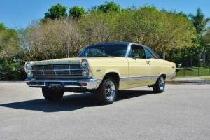 1967 Ford Fairlane 500 Absolutely Beautiful Original Colors 289 V8 PS