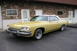 1973 Buick centurion Photo