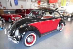 1963 Volkswagen Beetle - Classic Photo