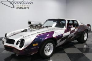 1978 Chevrolet Camaro Z/28 Prostreet