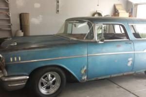 1957 Chevrolet Nomad 2 door wagon Photo