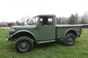 1962 Dodge Other Pickups