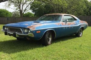 1973 Dodge Challenger Photo