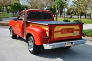 1979 Dodge Other Pickups D15 Lil' Red Express Truck 38,876 Actual Miles! Photo