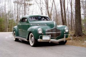 1940 Dodge HEMI Photo