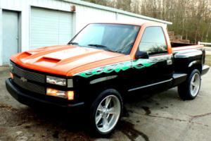 1989 Chevrolet C/K Pickup 1500 TRUCK C/K1500 SILVERADO C10 SIERRA C15 1500 SS