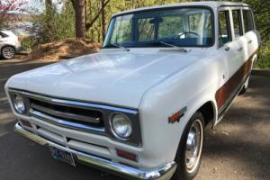 1969 International Harvester Travelall 1000