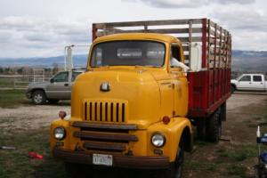 1952 International Harvester Other cab chassis Photo
