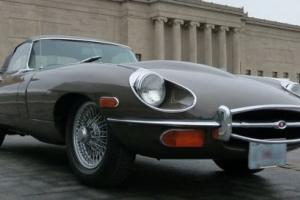 1969 Jaguar E-Type XKE