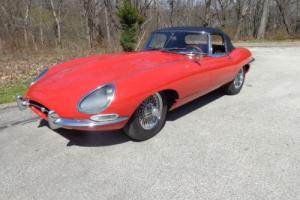 1966 Jaguar E-Type XKE