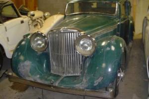 1948 Jaguar MK IV Saloon Photo