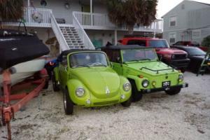 1974 Volkswagen Beetle - Classic Karman